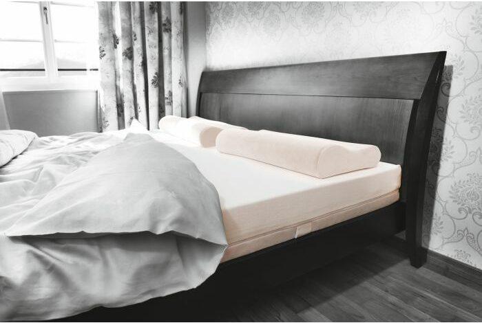 Mit der elsa Gesundheitsmatratze regeneriert sich der Körper wortwörtlich im Schlaf und bietet die perfekte Möglichkeit, um entspannt und aktiv in den neuen Tag zu starten!